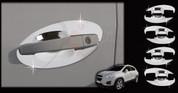 Chevy Trax Chrome Door Handle Shell Set 8pc