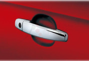 Chevy Trax Chrome Door Handle Cover Set 9pc