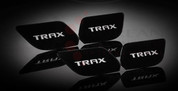 "Opel Mokka ""Trax"" LED Interior Door Handle Shell Insert Set 4pc"