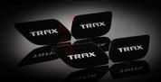 "Buick Encore ""Trax"" LED Interior Door Handle Shell Insert Set 4pc"