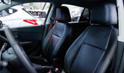 Chevy Trax Genuine Interior Leather Seat Cover Package Front/Rear/Headrest