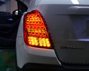 Chevy Trax Custom FULL LED OE Taillights Set 2pc TYPE 2