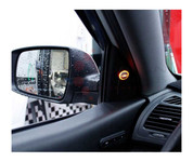 Opel Mokka Blind Spot Assist BSA Warning System Module Set
