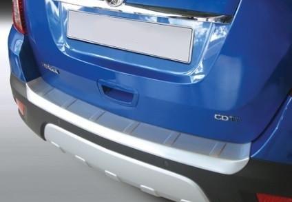 buick encore molded rear bumper paint guard protector korean auto imports. Black Bedroom Furniture Sets. Home Design Ideas