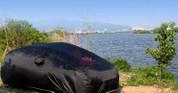 Opel Mokka VIP Black Vehicle Cover Protector