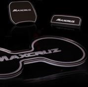 2013-2014 Santa Fe / MaxCruz LED Interior Cup Holder Center Console Set 3pc