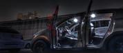 2013-2014 Santa Fe / MaxCruz OE LED Interior Light Module Package (NO SUNROOF MODEL) (7 Passenger)
