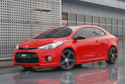 2014+ Forte Koup K3 ZEST Side Skirts 2pc Set Type B