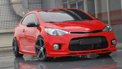 2014+ Forte Koup K3 ZEST FULL Body Kit 4pc Type B