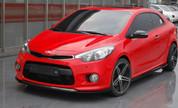 2014+ Forte Koup K3 ZEST Front Bumper Valance Lip Type A