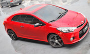 2014+ Forte Koup K3 ZEST Side Skirts 2pc Set Type A