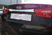 2014+ Optima K5 Chrome Rear Garnish Trunk Trim