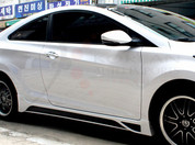 2013+ Elantra Coupe MyRide Side Skirt Set 2pc