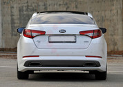 2011-2013 Optima K5 Yimani Rear Bumper Lip Diffusor