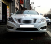 2012-2014 Azera HG Luxury Tuning Front Grill Replacement