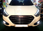 2010+ Tucson IX Sport Tuning Front Grill Replacement