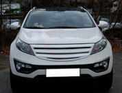 2011+ Sportage R LED Front Grill Replacement