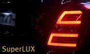 Chevy Trax Superlux LED Taillights Set 2pc