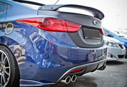 2011-2014 Elantra MD Sequence Spec-gt Rear Wing Spoiler