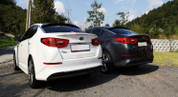 2014+ Optima K5 LED Rear Trunk Lip Spoiler