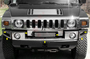 2003 - 2011 Hummer H2 Front Bumper Cover