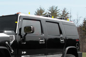 2003 - 2011 Hummer H2 Top Rail Cover Trim