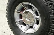 2003 - 2011 Hummer H2 Steel Wheel Skin
