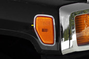 2006 - 2009 Hummer H3 Side Marker Light Trim