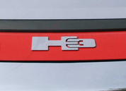 "2006 - 2009 Hummer H3 ""H3"" Emblem"