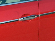 2008 - 2013 Cadillac CTS Chrome Door Handle Covers