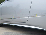 2010 - 2013 Cadillac CTS Coupe Chrome Body Side Insert Trim