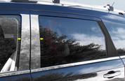 2009 - 2014 Dodge Journey Chrome Pillar Posts