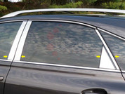 2010 - 2014 Lexus RX 350 Chrome Pillar Posts