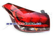 2015+ Genesis Sedan DH OE Premium LED Taillights Set 4pc