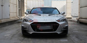 """2013-2014 Genesis Coupe M&S """"HYPER G"""" Front Bumper"""