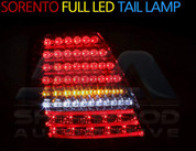 Sorento Superlux FULL LED Taillights Set 2pc Type 2