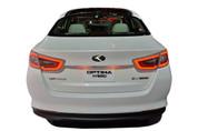 """2014 - 2016 Optima K5 LODEN """"Vintage K"""" Carbon/Stainless Badge Emblem Logo"""