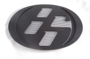 *NEW* Chrome / Carbon 86 Hood/Trunk Emblem Badge Replacement Toyota GT-86, Scion FRS, Subaru BRZ