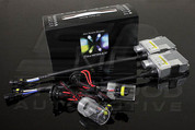 Genesis Sedan Low Beam HID Kit
