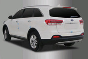 2016 + Sorento Chrome Rear Lamp Garnish Trim