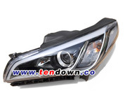 2015 + Sonata LF Head Light