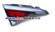 2015 + Sonata LF Hybrid LED Tail Lamp / Inside