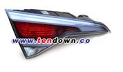 2015 + Sonata LF Hybrid LED Tail Lamp / Outside