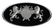 "LODEN ""Crown Jewel"" Emblem Badge"
