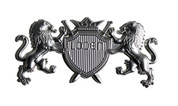 "LODEN ""Crown Jewel"" Stand-Alone Emblem Badge"