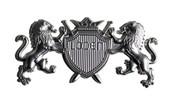 "LODEN ""Crown Jewel"" Stand-Alone Emblem Badge"