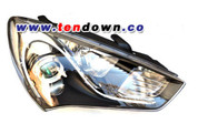 2013 - 2014 Genesis Coupe HID Head Light