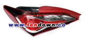 2013 - 2014 Genesis Coupe LED Tail Lamp