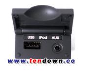 2010 - 2012 Genesis Coupe USB Jack