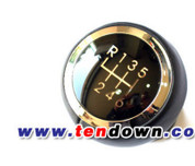 2010 - 2012 Genesis Coupe Manual Shift Knob